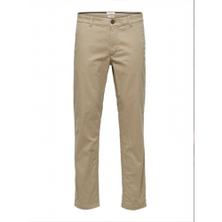 SELECTED CHINOS FLEX BEIGE