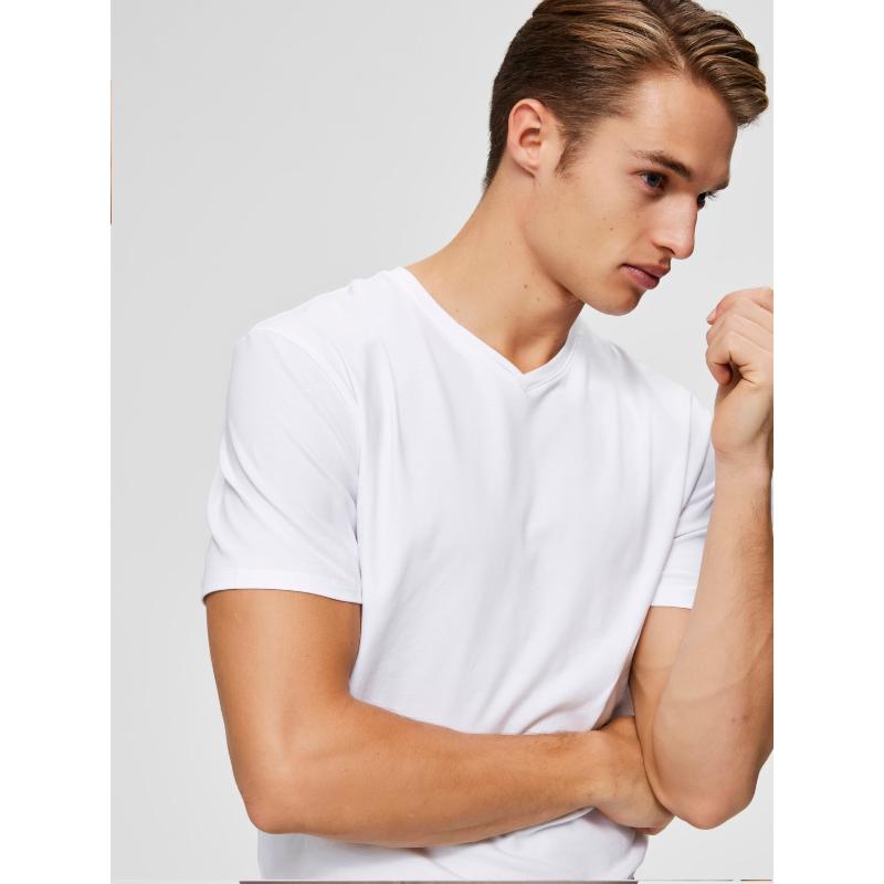 Pima T shirt køb den hos East-End