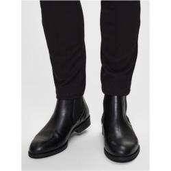 Chelsea Boots støvler i skind
