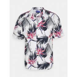 jack jones skjorte med korte ærmer hawai mønster