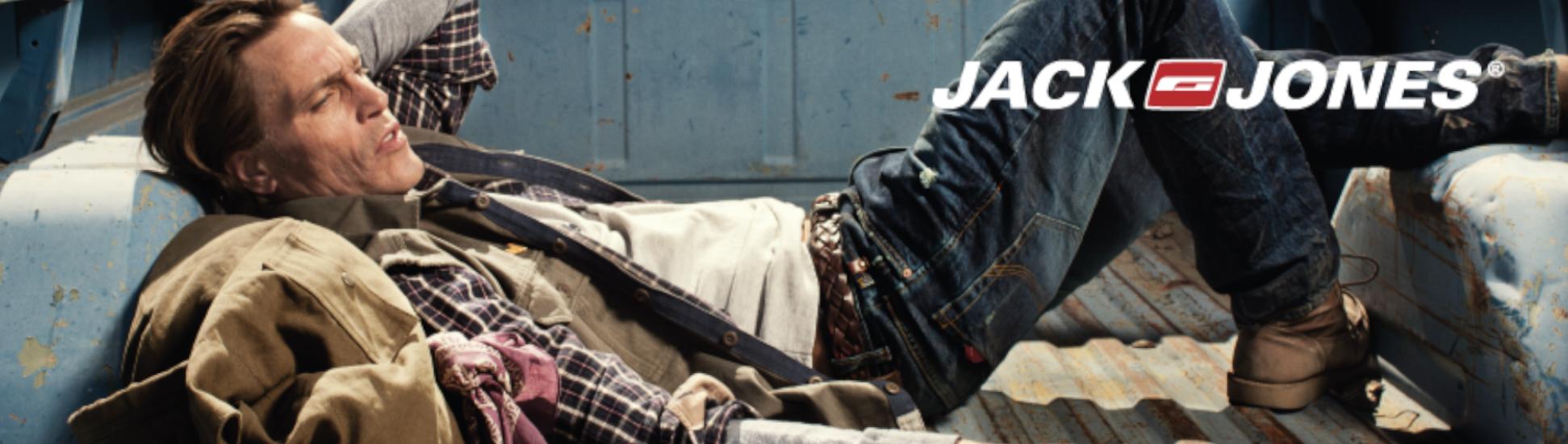 Jack Jones slide
